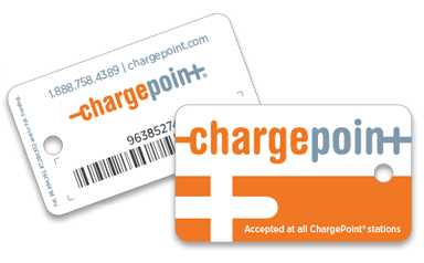 I Have A Chargepoint Card